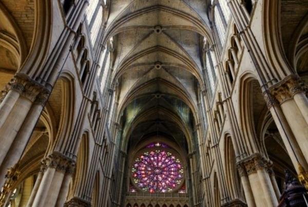 Cathédrale Notre-Dame de Reims, merveille gothique