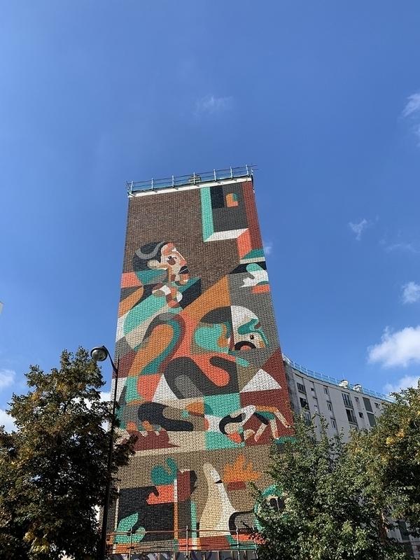 Street art - Nouveau parcours !