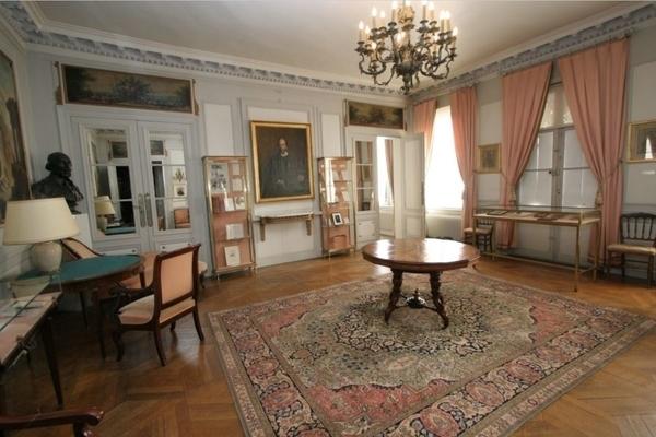 Musée Victor Hugo - Maison Vacquerie