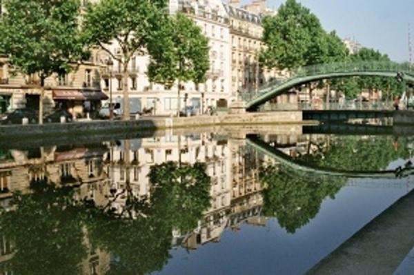 A la découverte du canal Saint-Martin