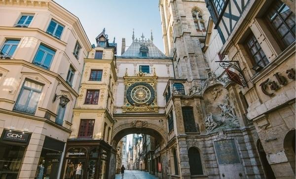 Visite de Rouen et ses trésors