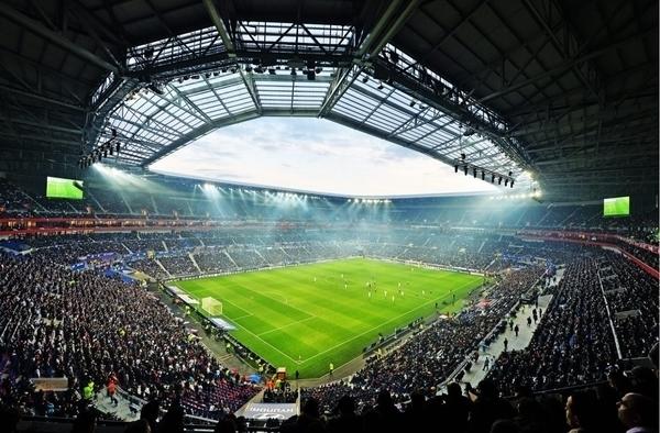 Stade de l'Olympique Lyonnais, Classic Tour
