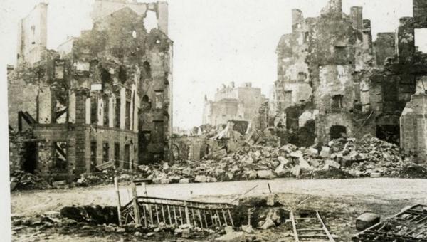 Brest, vivre et résister sous l'Occupation