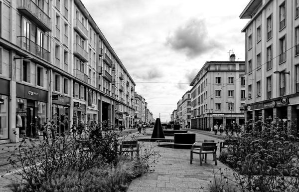 Brest, au temps de la reconstruction