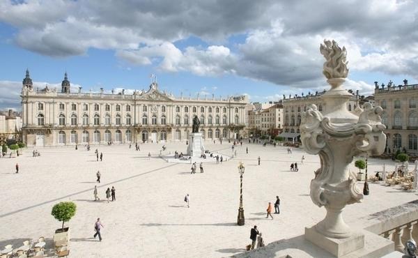 Centre historique de Nancy