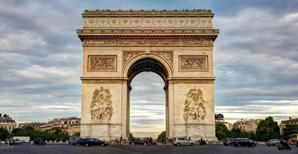 Arc de Triomphe de Paris