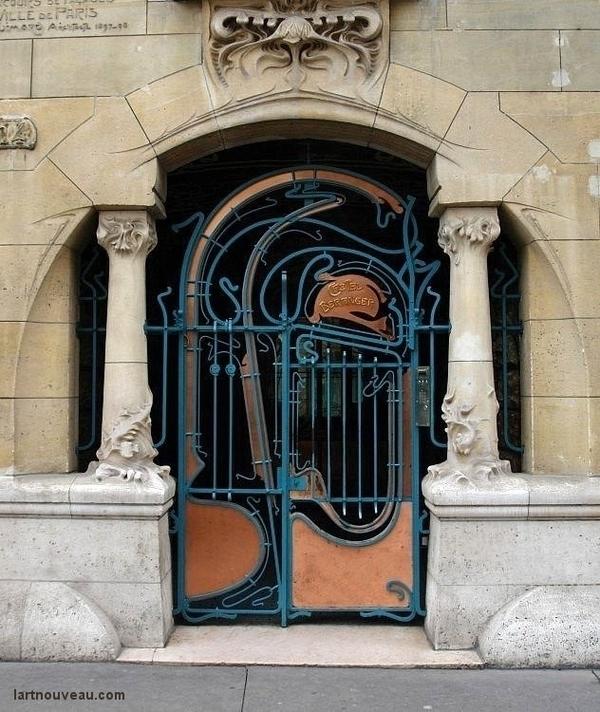 Un œil ouvert sur le 16e arrondissement de l'Architecture à l'Art Nouveau