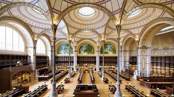 BNF, bibliothèque Richelieu