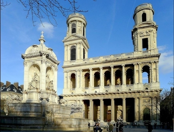 Église Saint-Sulpice de Paris
