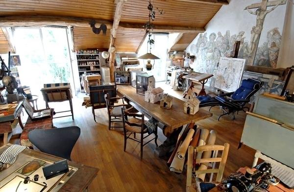 Maison Atelier Foujita