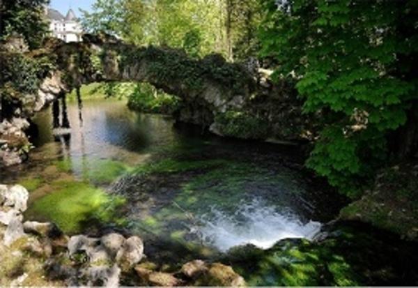 Méréville, Un parc paysager remarquable