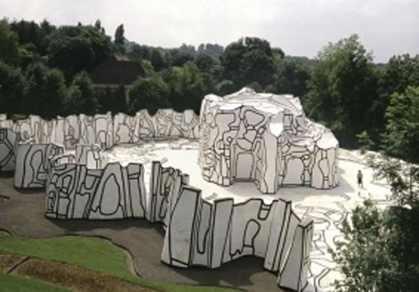 Fondation Dubuffet à Périgny-sur-Yerres