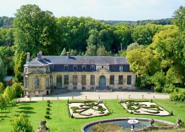 Parc et Château de Stors