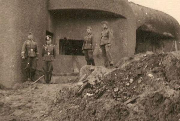 Ligne Maginot - Ouvrage de La Ferté