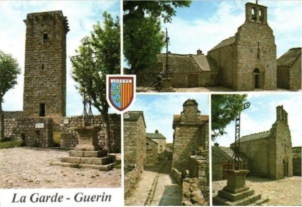 Château de la Garde-Guérin