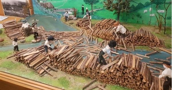 Ecomusée du Flottage du bois à Clamecy