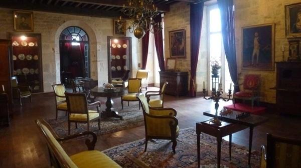 Saint Projet, le Château de la Reine Margot