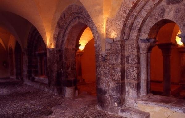 Monastère Saint-Pierre de Mauriac