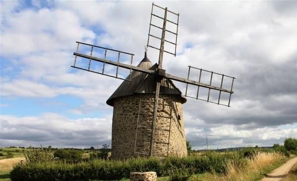 Moulin de Celoux