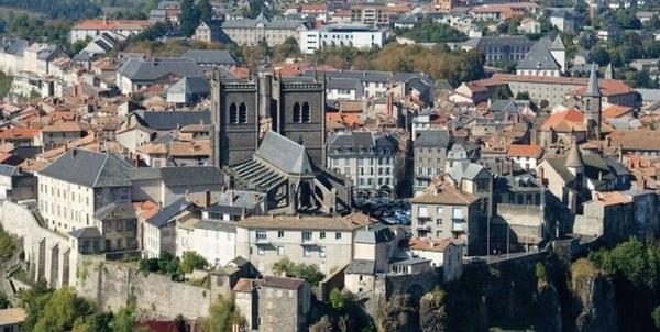 Saint-Flour, cité historique
