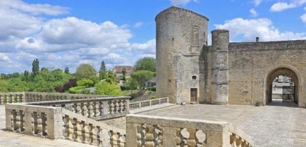 Château de Duras - Les P'tits Historiens