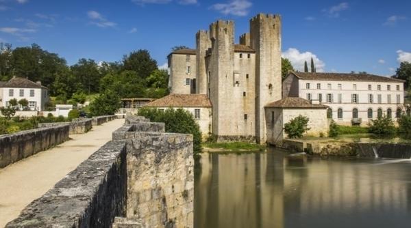 Moulin des Tours et son Pont Roman