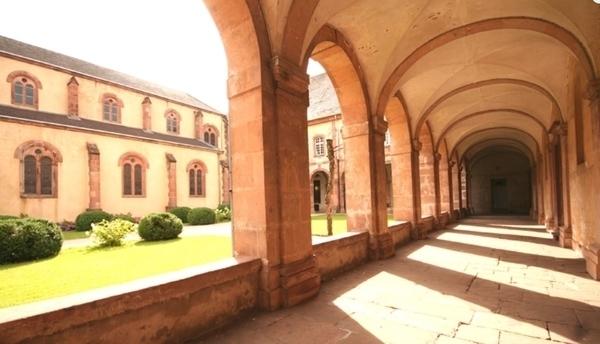 Centre historique de Senones