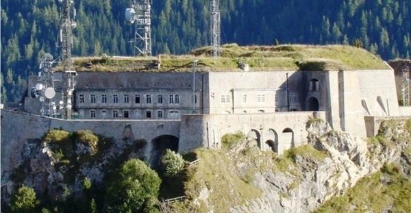 Le Fort du Télégraphe, un balcon sur la Maurienne