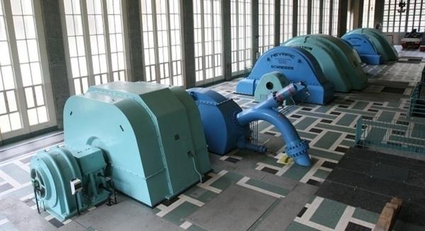Centrale hydroélectrique EDF de Pragnères