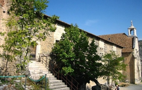 Le village médiéval de Tallard