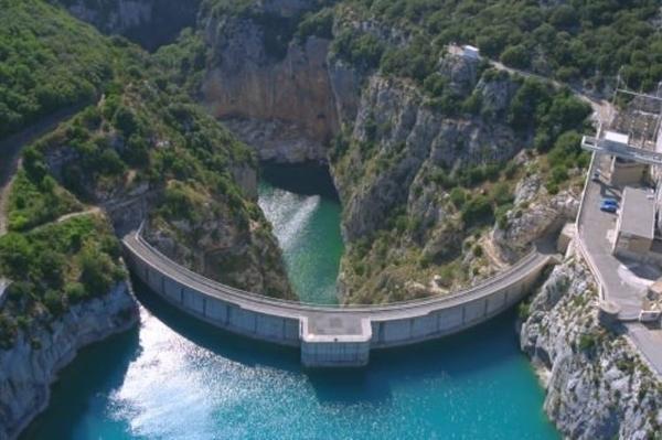 La Maison de l'eau et des énergies de Serre-Ponçon
