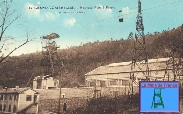 La Maison du Mineur et le Puits Ricard