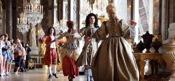 Château de Vaux-le-Vicomte (enfants de 6 à 10 ans)
