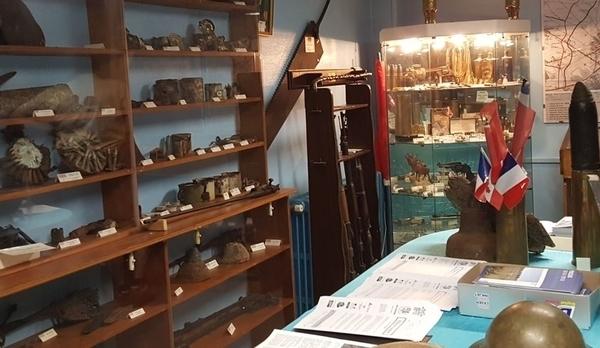 Musée 14-18 Alexandre Villedieu