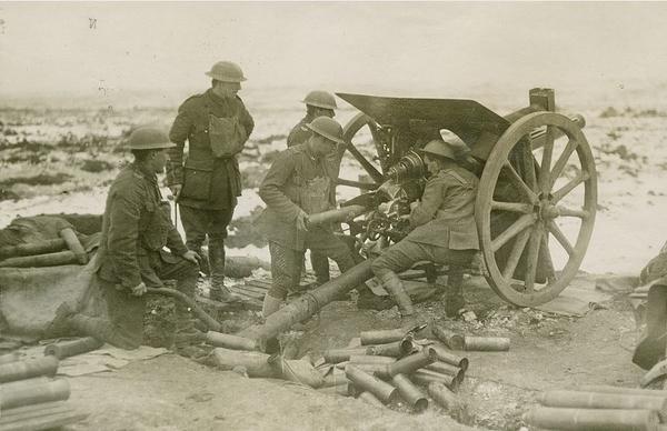 Carrière Wellington, mémorial de la bataille d'Arras en 1917
