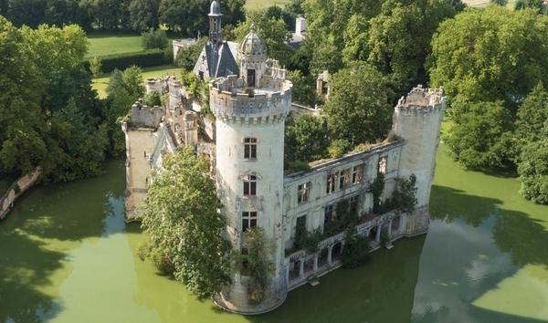 Château de la Mothe Chandeniers
