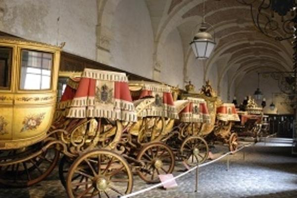 Chevaux et carrosses à Versailles !