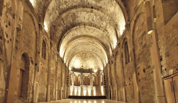 Château-Abbaye de Cassan