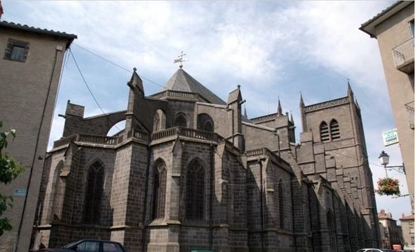 La Cathédrale de Saint-Flour