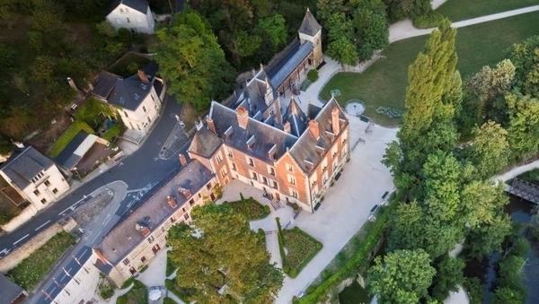 Château du Clos Lucé, demeure de Léonard de Vinci
