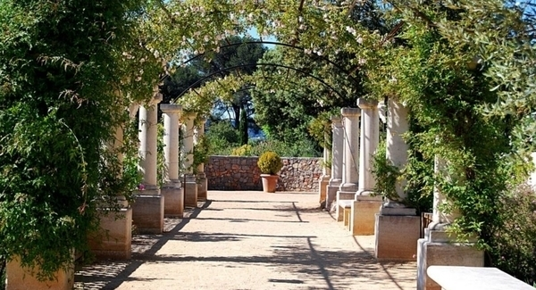 Jardin Antique Méditerranéen