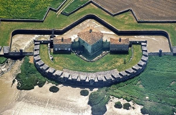 Fort Lupin à Saint-Nazaire sur Charente