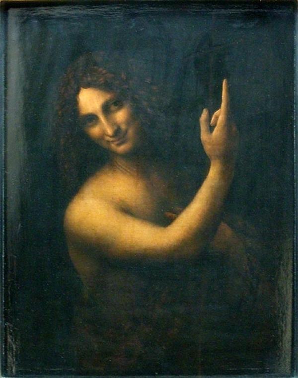 Léonard de Vinci. Conversation avec mon guide (LSF)
