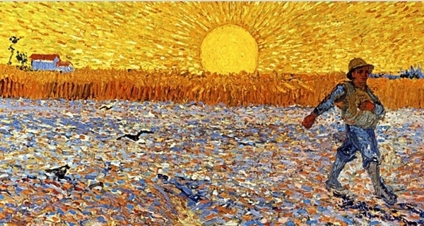 L'art en famille à la Fondation Vincent Van Gogh