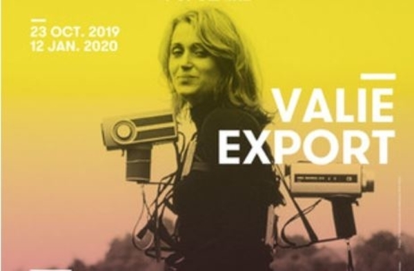 VALIE EXPORT. Expanded arts.