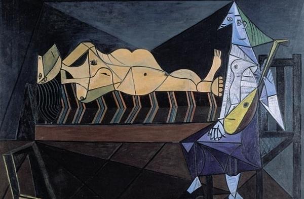 Picasso, au cœur des ténèbres (1939-1945)