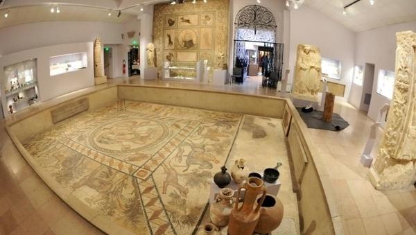 Musée des Antiquités de Rouen (famille et enfants)