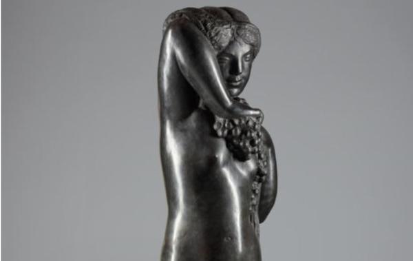 Joseph Bernard (1866-1931) : la Sculpture après Rodin. Du symbolisme au renouveau de la sculpture.