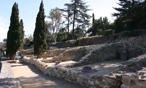 Site archéologique et Musée d'Ensérune