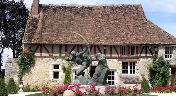 Musée Jardin Bourdelle